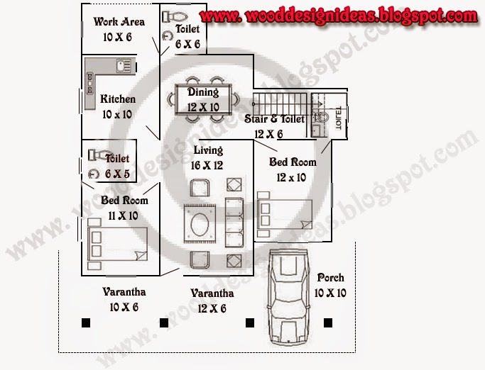 Kerala model house plans and designs wood design ideas Model homes floor plans