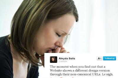 Aleyda Solis Tweet