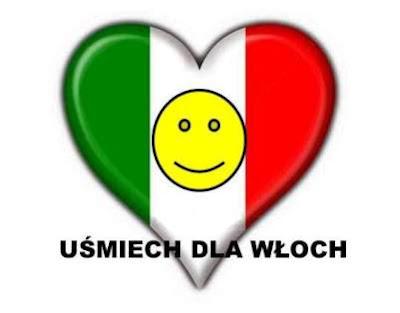 Uśmiech dla Włoch