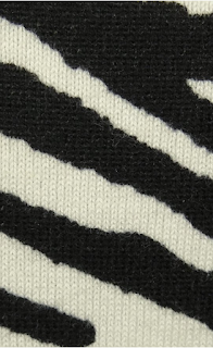zebra cloth