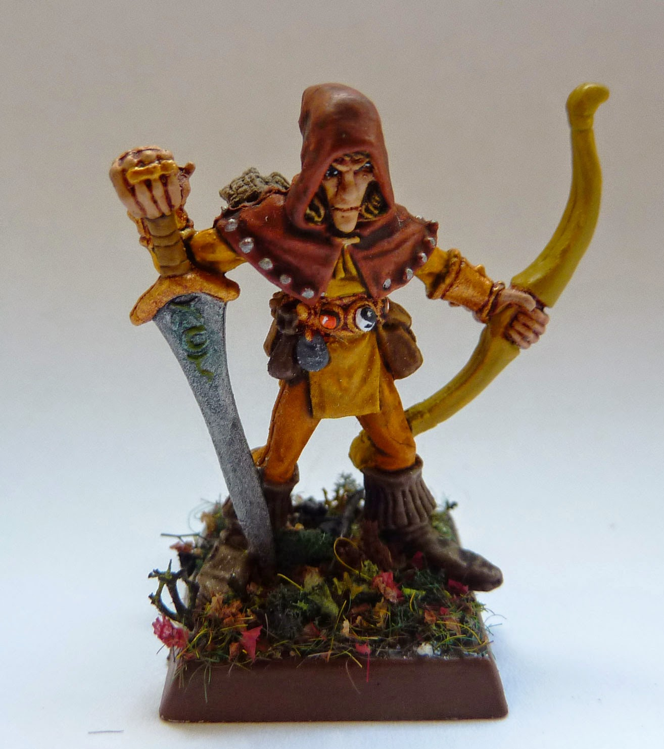 Skarloc's Wood Elf Archers