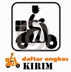 DAFTAR ONGKOS KIRIM