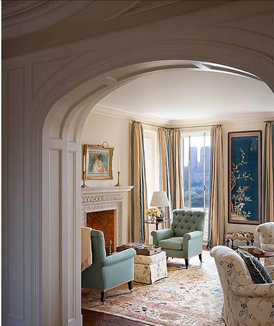 Beatrice banks architectural arches for Designs of arches in living room