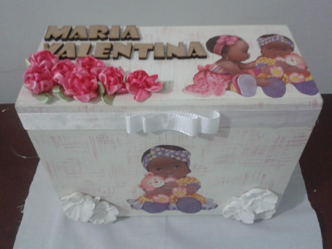 Afagos para Maria Valentina, de Goiás!