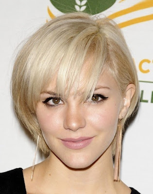 Popular And Modern Short Women Hairstyles 2013 With Pictures