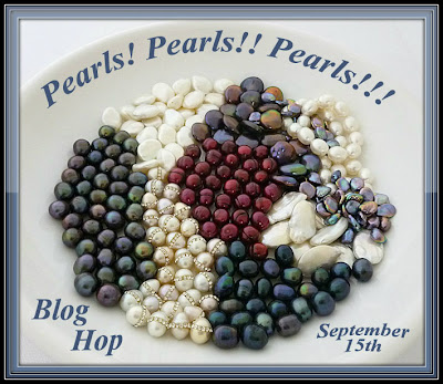 Pearls Blog Hop