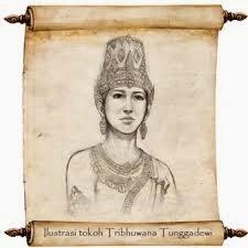 Ringkasan Sejarah Tribuana / Tribhuwana
