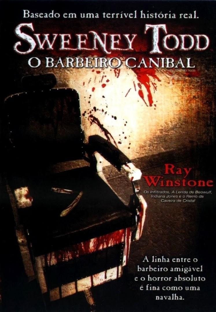 Sweeney Todd: O Barbeiro Canibal – Dublado