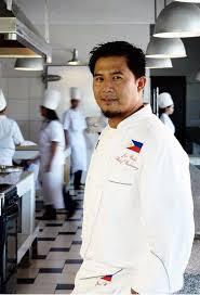 Reinhard Celis di Restorannya