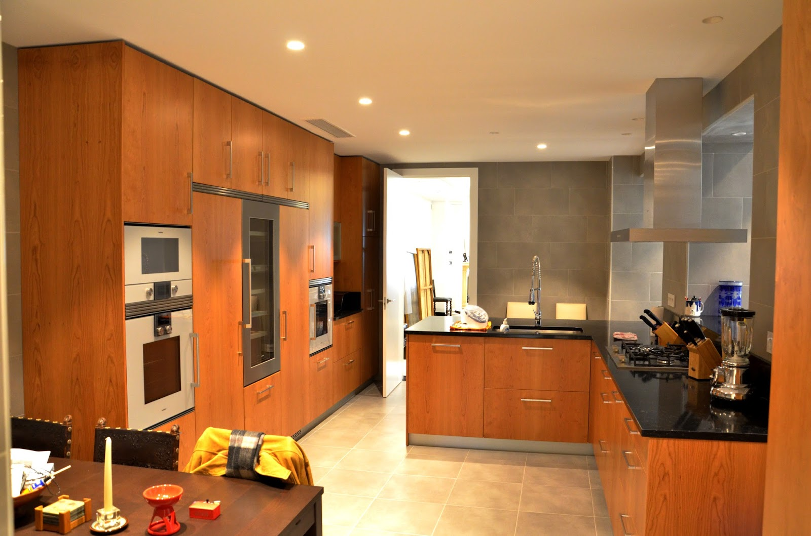 Contemporáneo Cocinas Modernas Syracuse Nueva York Modelo - Como ...