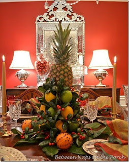 abacaxi Decoração, natal, thiago calil, ideias