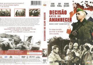 DECISÃO ANTES DO AMANHECER (1951)
