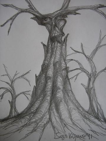 sergio vazquez art web donde se publican dibujos y pinturas de