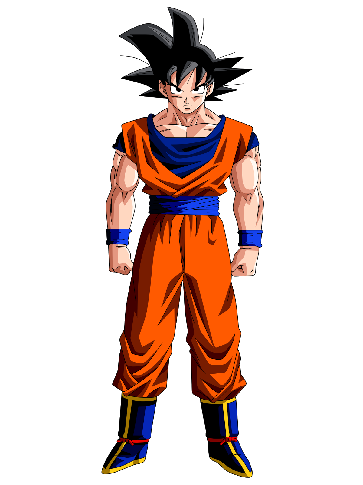 Dragon ball z gt kai renders de dragon ball parte 1 - Photo dragon ball z ...