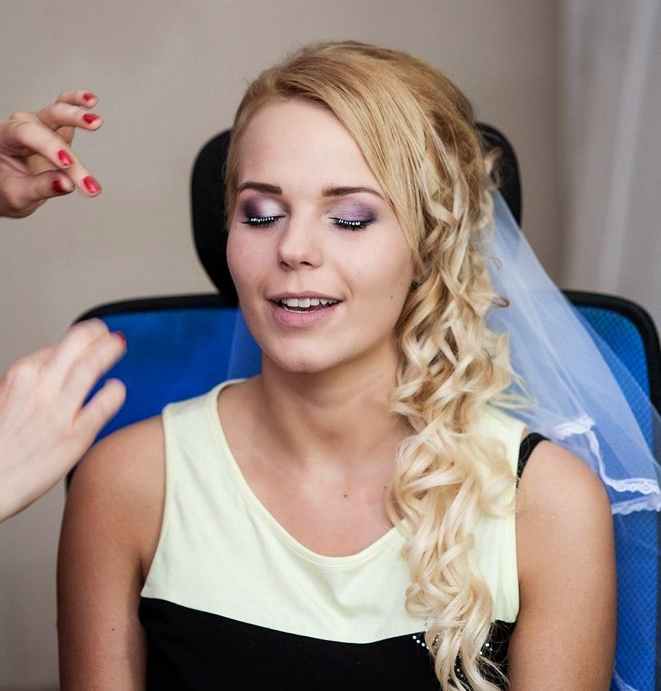 makijaż ślubny, panna młoda makijaż, makijaż do ślubu, makijaż piekary, makijaż ślubny fiolety
