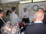 Primirea Drapelului Olimpic