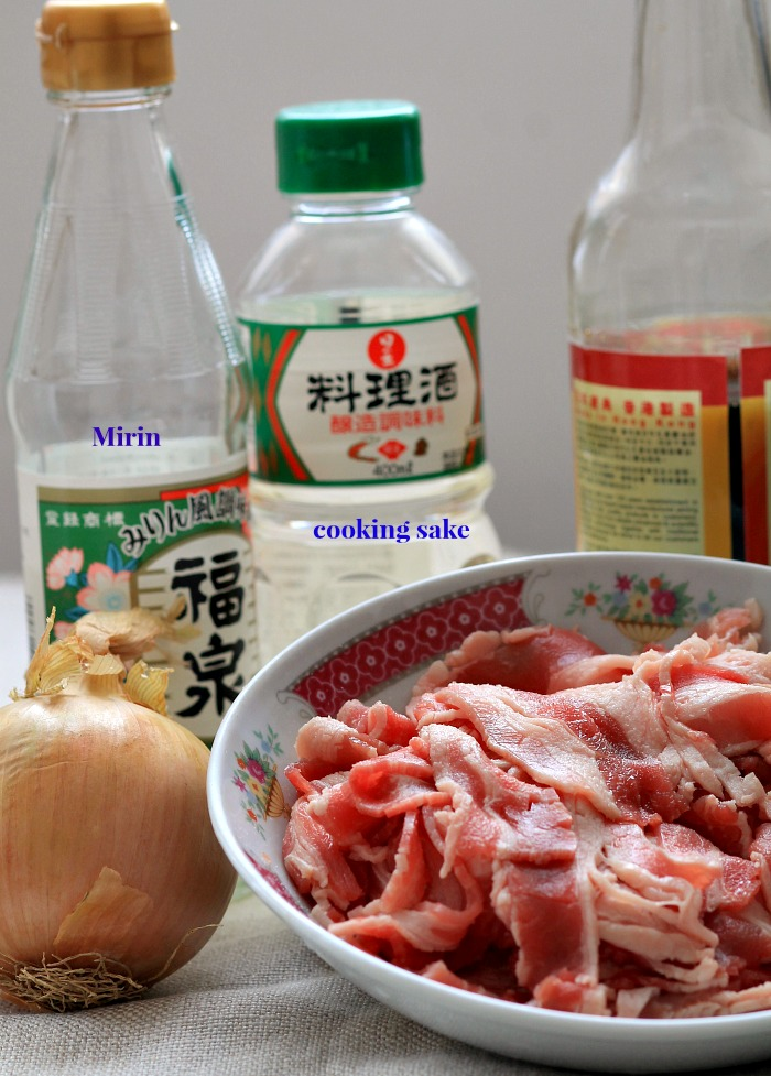 my bare cupboard: Yoshinoya-style gyudon / Japanese beef ...