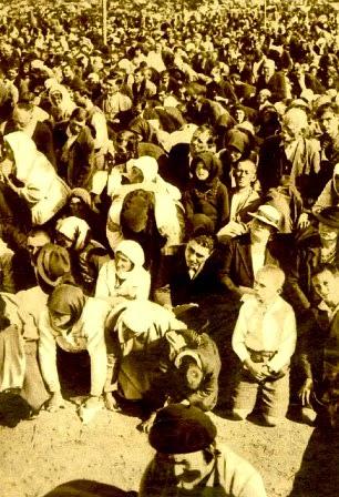 Ziua Crucii la Maglavit - 1935