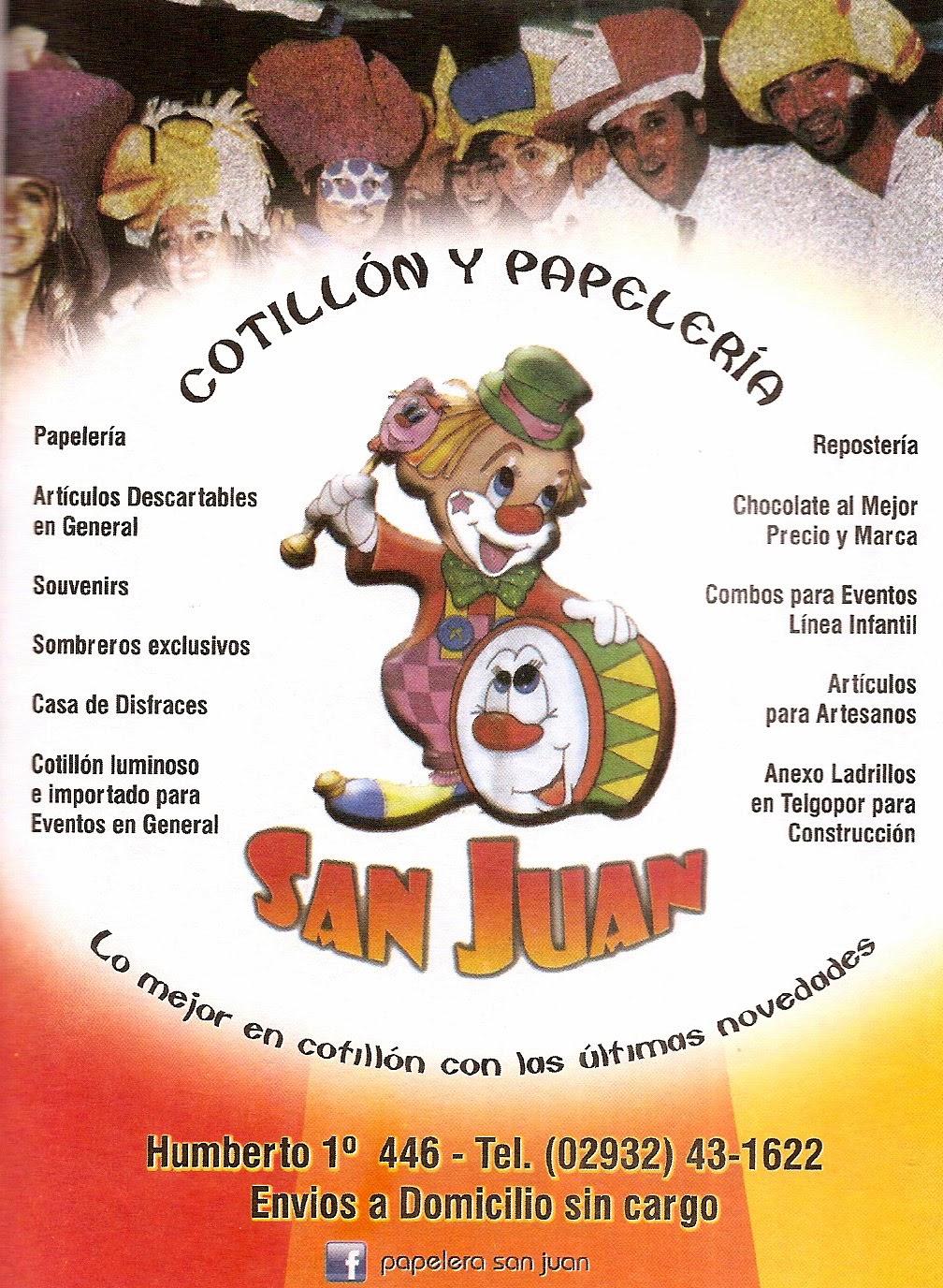 Papelera San Juan