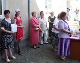 Aspecte din timpul festivităţii de premiere, 17.06.2011...