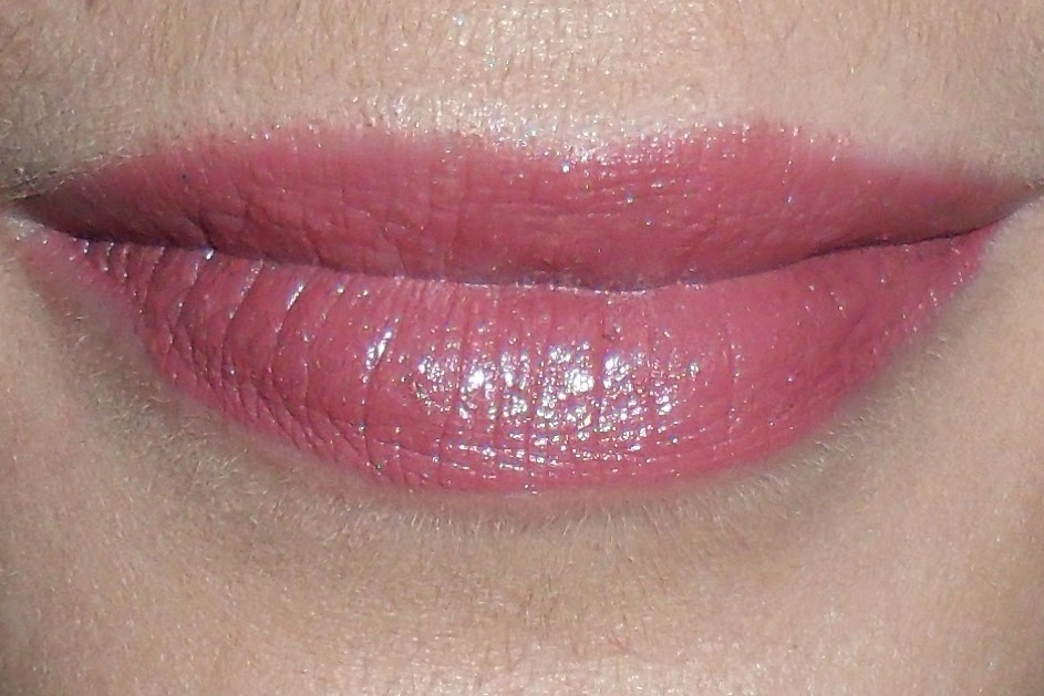 Swatch Maybelline Superstay 24 hour Lipcolor Rose Dust