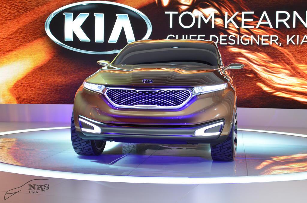 Imágenes y Video Presentación del KIA Cross GT