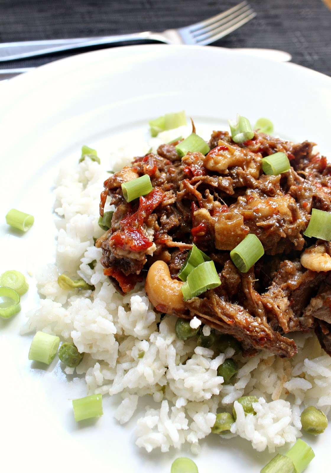 Slow cooker asian style