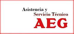 Asistencia y Servicio Técnico Oficiales AEG