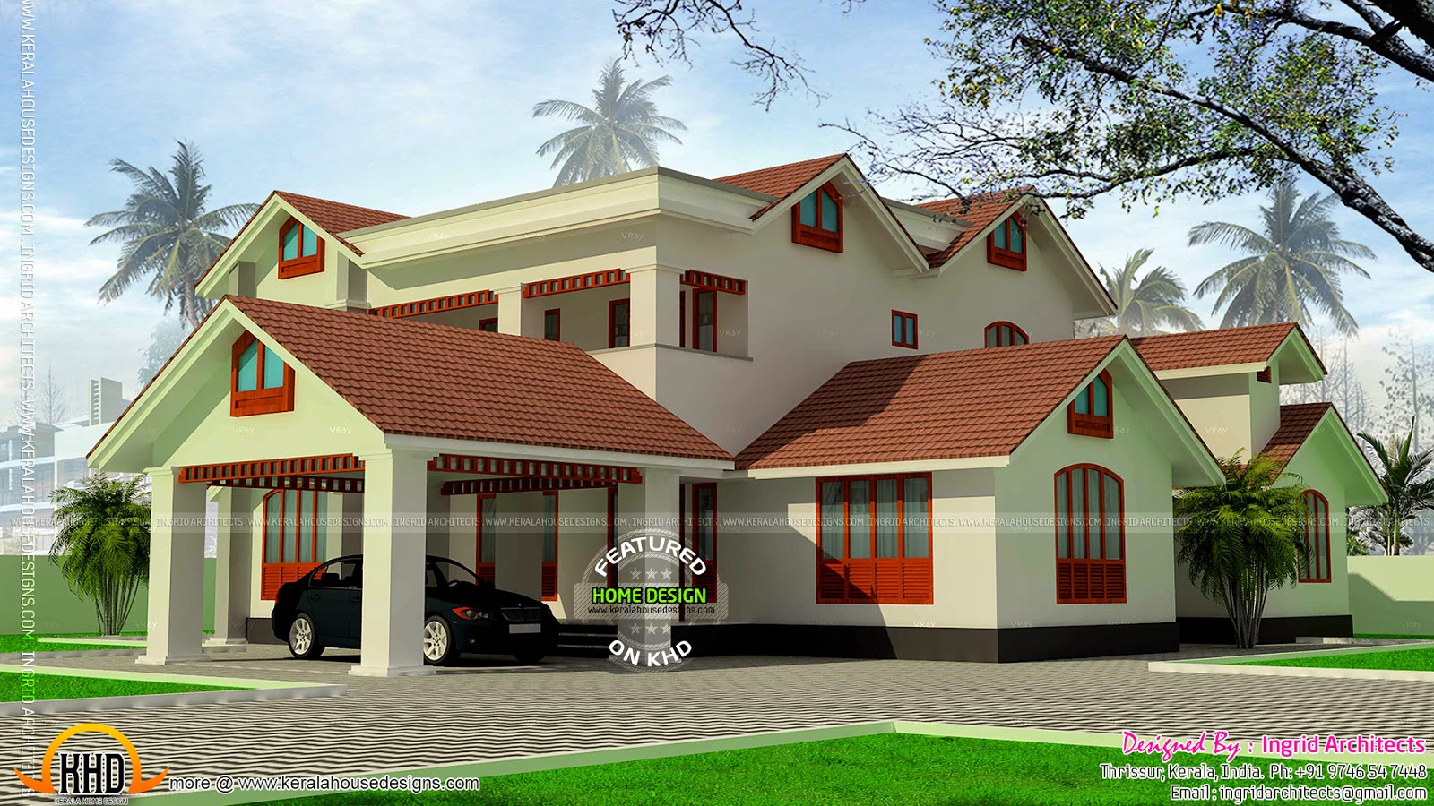House renovation idea kerala home design and floor plans Old home renovation in kerala