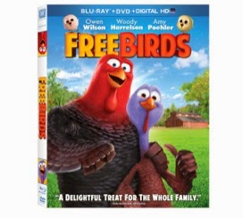 #FreeBirds DVD giveaway