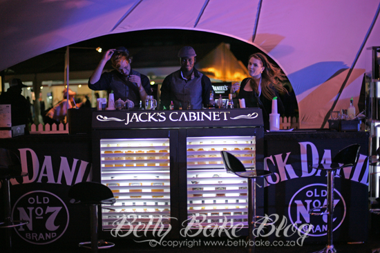 colour, jack daniels, whiskey, whisky, old no7, taste of cape town, betty bake blog, stall, fun, pic