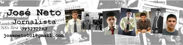 José Neto - Jornalista JP32322RJ