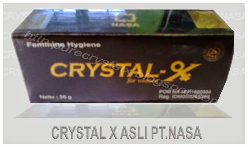 crystal x asli pt.nasa