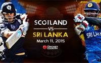 Sri Lanka set up big win against Scotland