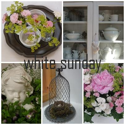 white sunday