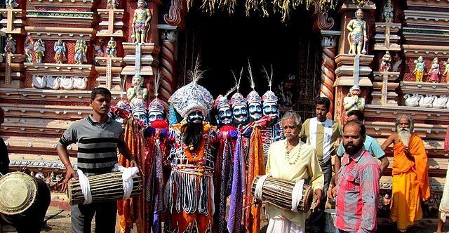 Sahi Yatra of Puri, Orissa