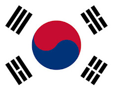 National Flag = Taegeukgi   Zuid-Korea