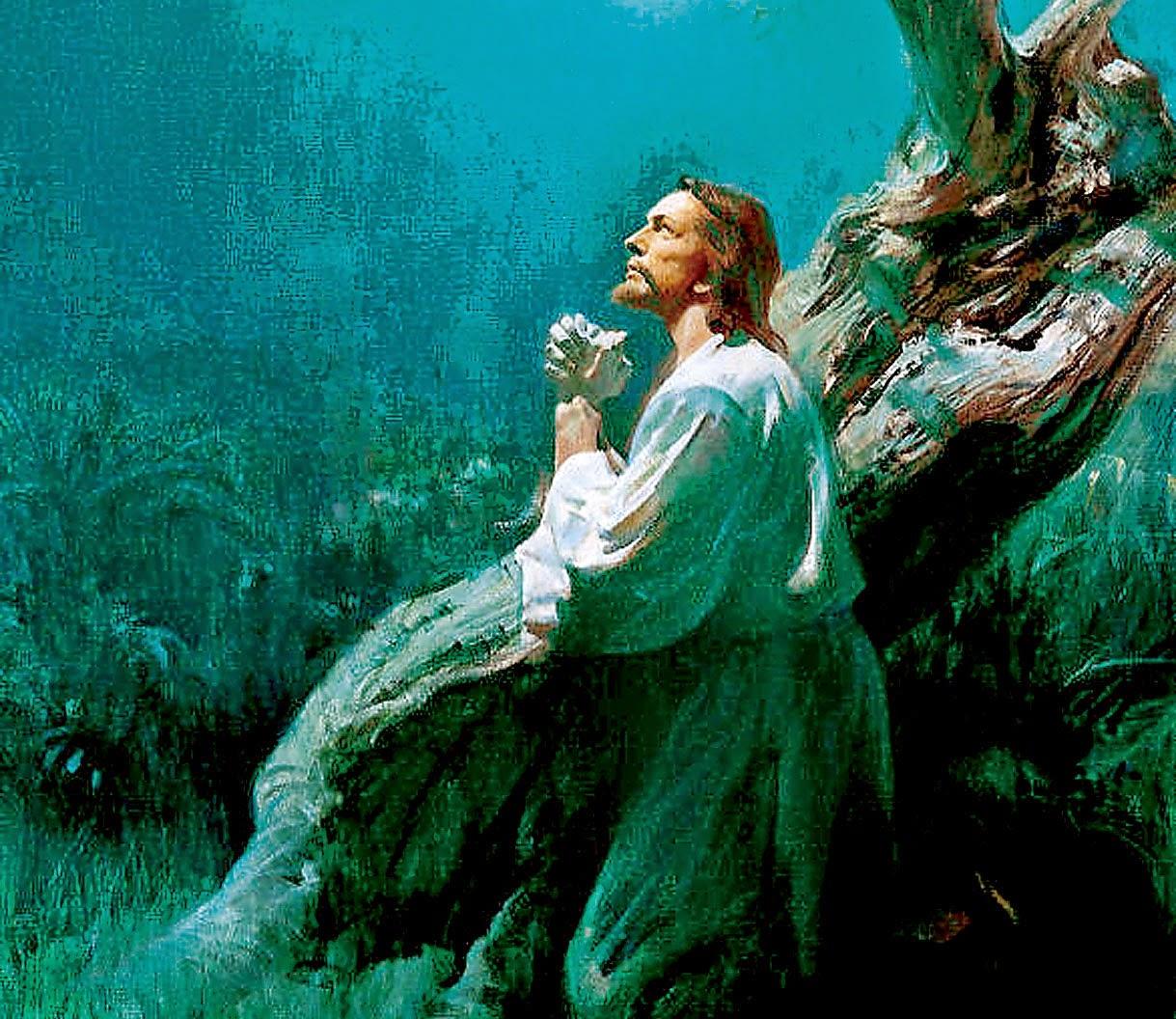 Jesus Orando, parte 1