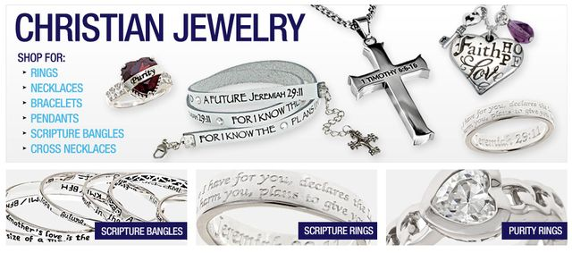 Christian Gifts - Christian Jewelry