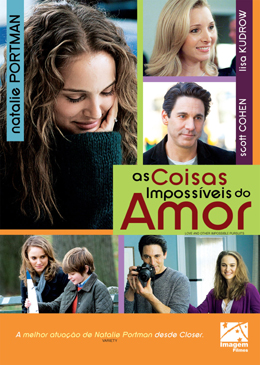 Download As Coisas Impossíveis do Amor DVDRip AVI Dual Audio + RMVB Dublado