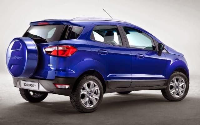 Novo Ford Ecosport 2014