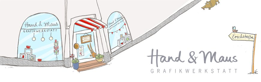 Hand und Maus - Grafikwerkstatt - Dianas Blog