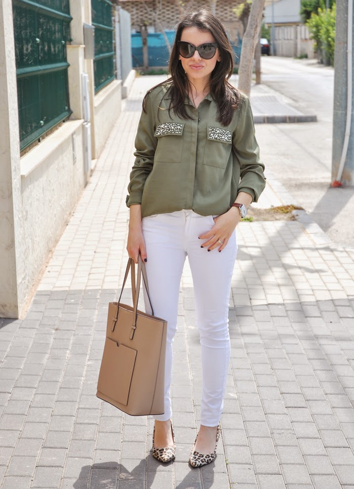 Khaki And Denim