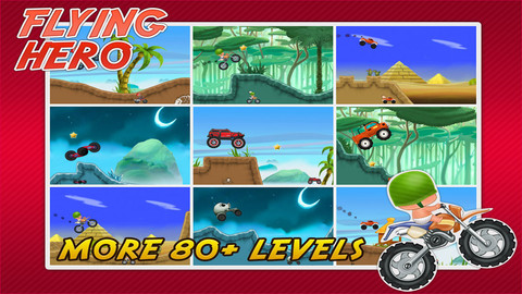 Hack] Real Flying Racing Rider Hero v1.0.2 | Dieorhack
