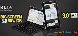 Harga Tablet Beyond B Tab 9 Terbaru Agustus 2013