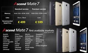 Ascend Mate7 Jadi Smartphone Pertama yang Menggunakan Chipset Super Octa