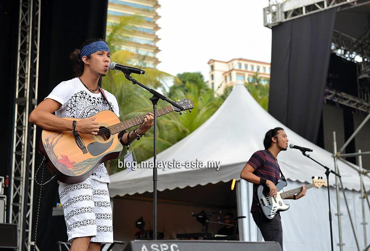 Jumero My Music Festival 2015 Malaysia