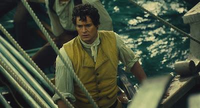 Benjamin Walker in In The Heart of the Sea