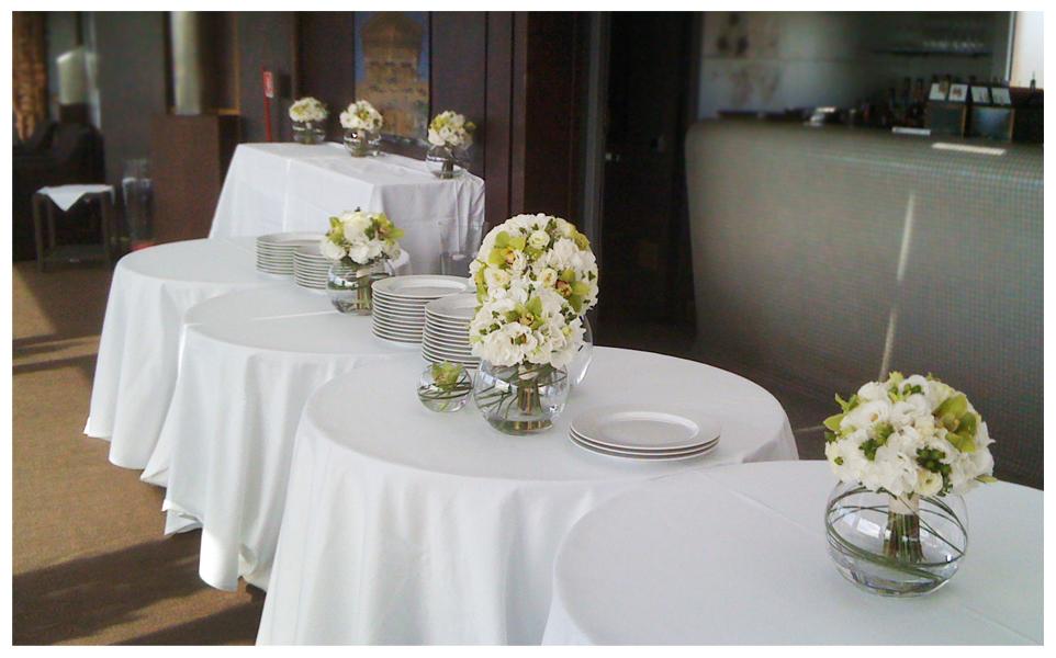 Florist in Rome: September 2010 - Wedding 2