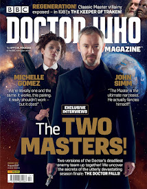 Doctor Who Magazine #514